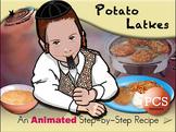 Potato Latkes - Animated Step-by-Step Recipe PCS