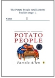 Potato People by Pamela Allen Reading Activity Booklet