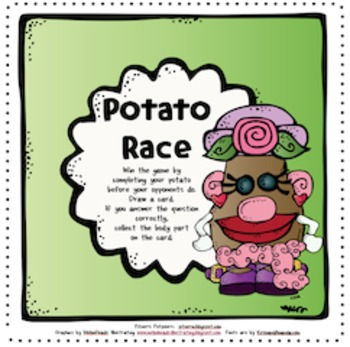 Potato Races (Multiplying by Multiples of Ten)