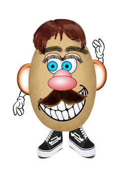 Potato head Genetics Lab