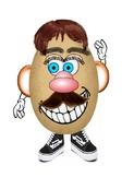 Potato head Genetics Lab