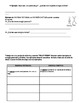 Potential & Kinetic Energy Guided Notes (DUAL LANGUAGE SPANISH)