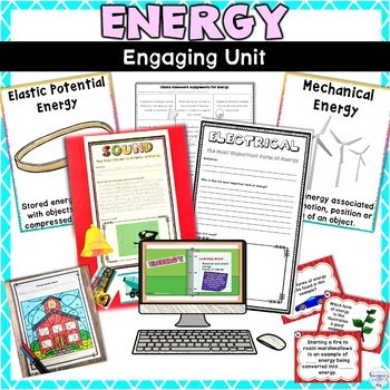 Potential Kinetic and Forms of Energy Unit