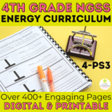 Potential and Kinetic Energy Activities | 4th Grade Scienc