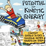 Examples of Potential and Kinetic Energy