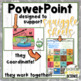 Potential and Kinetic Energy Doodle Notes-Power Point