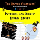 Potential and Kinetic Energy Escape Room   The Escape Classroom