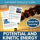 Potential and Kinetic Energy Inquiry Labs