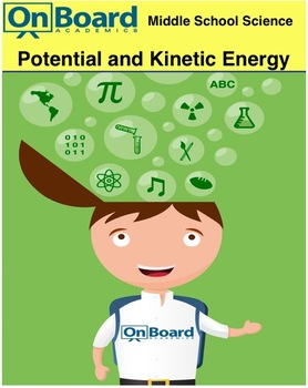 Potential and Kinetic Energy-Interactive Lesson