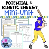 Potential and Kinetic Energy Mini-Unit