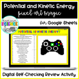 Potential and Kinetic Energy Pixel Art Magic   Game Controller