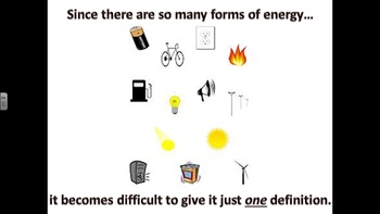 Potential and Kinetic Energy Powerpoint for Marzano Formal Evaluation