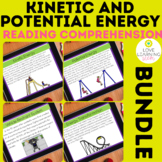 Potential and Kinetic Energy Reading Comprehension Passages | Google Slides