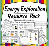 Energy - Potential and Kinetic Resource Pack