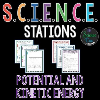 Potential and Kinetic Energy - S.C.I.E.N.C.E. Stations