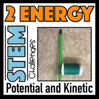 Potential and Kinetic Energy STEM