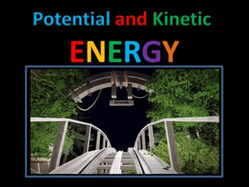 Potential and Kinetic Energy (animated!)
