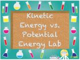 Potential vs. Kinetic Energy Lab