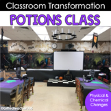 Magical Potions Class