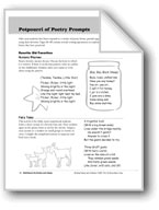 Potpourri of Poetry Prompts
