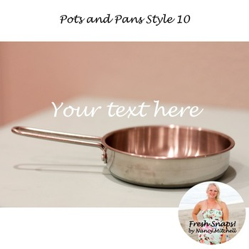 Pots and Pans Style 10