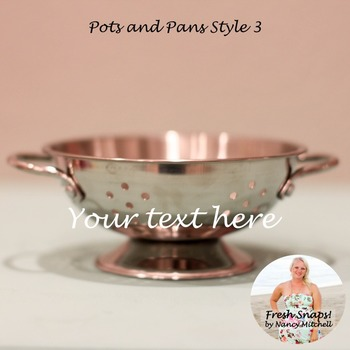 Pots and Pans Style 3