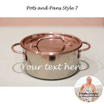 Pots and Pans Style 7