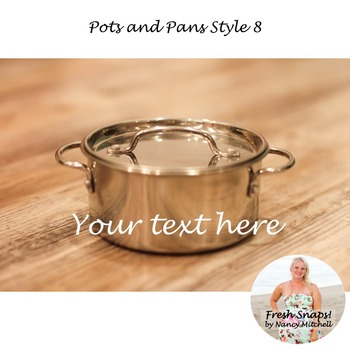Pots and Pans Style 8
