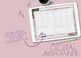 """Potter Teaches """"The Chloe"""" BLANK   Undated Goodnotes Digital Planner"""