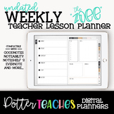 """Potter Teaches """"The Zoee"""" BLANK 