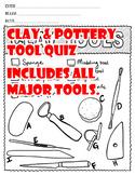 Pottery Clay Tool Quiz