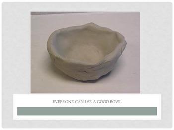 Pottery: Elbow Pot