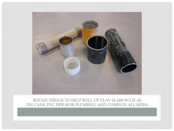 Pottery: Inexpensive, even Free Tools for Clay Making