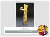 Pottery: Rain Stick