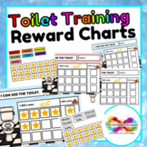 Potty / Toilet Training Reward Chart for Autism Special Education