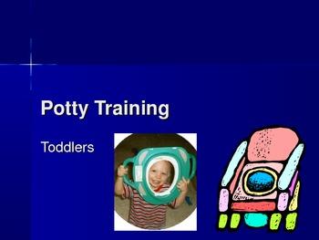 Potty Training Fill In