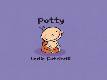 Potty by Leslie Patricelli storytelling video