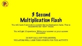 Pough Review's 3-Second Multiplication Flash (For Beginners)