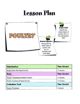 Poultry Lesson