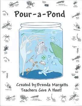 Pour a Pond in Your Classroom: Life Event to Bring the Outdoors to your Students