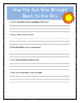 Pourquoi Folktale Lesson / How the Sun Was Brought Back to