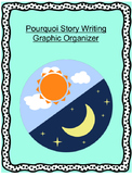 Pourquoi Story Writing Graphic Organizer