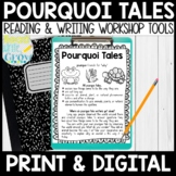 Pourquoi Tales   Google Classroom   Distance Learning