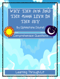 Pourquoi Folktale Lesson Plan / Why the Sun and the Moon L