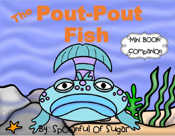 Pout Pout Fish (Book Companion)