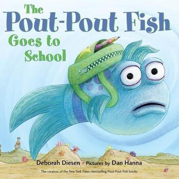 Pout Pout Fish Goes to School (instruments)