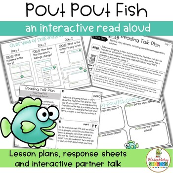 Pout Pout Fish Goes to School Interactive Read Aloud