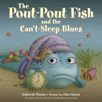 Pout Pout Fish and the Can't Sleep Blues