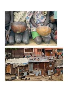 Poverty Narrative Writing Activity