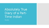 Poverty and The Absolutely True Diary of a Part-Time Indian